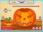 Cute Pumpkin Head