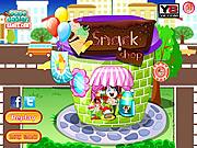 Candy Shop Decoration