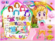 Candyland Doll