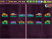 Cars mirror match