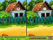 Cartoon Village Differences 2
