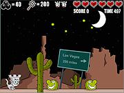 Castle Cat 3 - The Las Vegas Connection