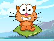Play Cat around the world - Alpine Lakes