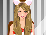 Cat Girl Dressup