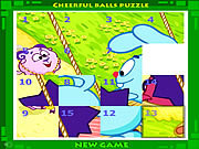 Cheerful Balls Puzzle