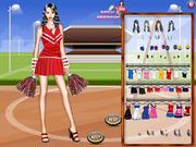 Cheerleader Dressup