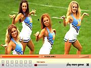 Cheerleaders Hidden Numbers