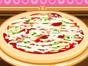 Chef Barbie Pizza