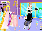 Chic Gown Dress Up