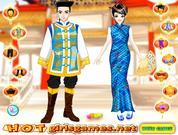 Chinese Prince and Princess
