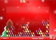 Christmas Ball Shooter Game