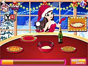 Christmas cake game
