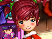 Christmas Cutie Dressup