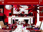 Play Christmas Hidden Alphabets