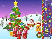Christmas Snow World Decoration