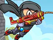 Clingy Ninja