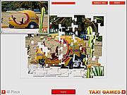 Coco Taxi Jigsaw