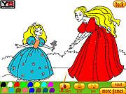 Coloring 8 Princesses