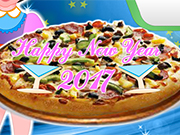 Cooking New Year Pizza 20…