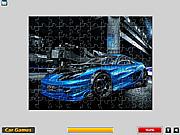 Cool Car Puzzle