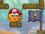 Cover Orange Journey. Pirates