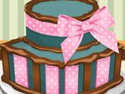 Play Cute Baker Birthday Cake