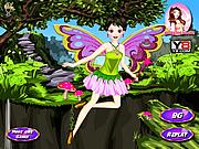 Cute Fairy From Wonderland