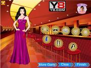 Cute Girl Party DressUp