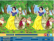 Cute Snow White Difference
