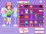 Dream Date Dress Up - Girl\'s Style