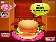 Delicious ChickenBurger