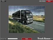 Delivery Truck Jigsaw