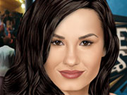 Demi Lovato True Make-up