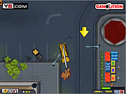 Play Demolition Crane Parking