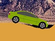Desert Car Ride