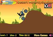 Desert Motorcycle Rides