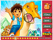 Diego Go Hidden Stars
