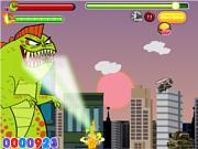 Dinosaur Invasion
