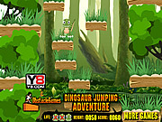 Dinosaur Jumping Adventur…