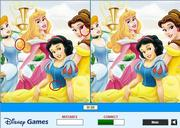 Disney Cars - Find the Differences
