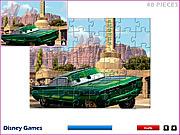 Play Disney Cars Jigsaw
