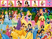 Disney Princess Hidden ob…