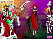 Distinctive Dresses For Halloween