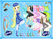 Doll Superstar Dressup