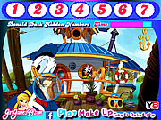 Play Donald Duck Hidden Numbers