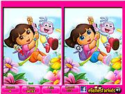 Dora - 6 Differences