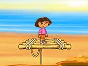 Dora and diego beach treasure