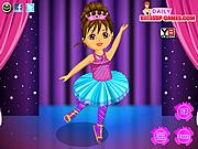 Dora Ballet Dressup