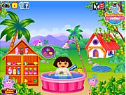 Dora Fun Bathing