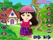 Dora Spring Dress Up